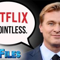 Dunkirk's Christopher Nolan SLAMS Netflix