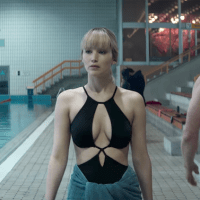 Jennifer Lawrence As A Scary, Seductive, Super-Skilled, Russian KILLER SPY? Forget Green Arrow, Here's RED SPARROW!