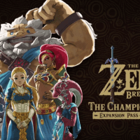 New Breath Of The Wild DLC To Be Released Soon