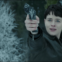 Huh? Trailer for The Girl In The Spider's Web drops… with Claire Foy as Lisbeth Salander?