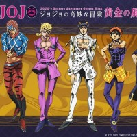 OH MY GOD! JoJo's Bizarre Adventure Part 5 To Air This October