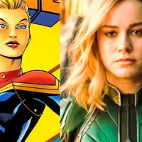 Captain Marvel (Carol Danvers) Comic Book Origins