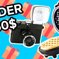 Top 5 Gifts Under 50$ for the Holidays 2018