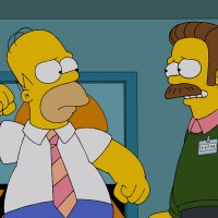 Top 5 Reasons Ned Flanders Should Move Away From Homer Simpson