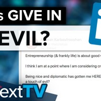 Do You Have To Be Evil To Succeed?