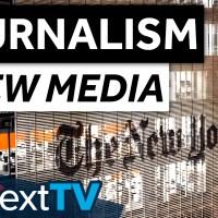Internet Jobs: New Media Up, Journalism Down