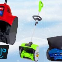 Top 5 Best Electric Snow Shovels