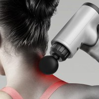Recover Your Body Like a Pro with This Percussion Massager for $55