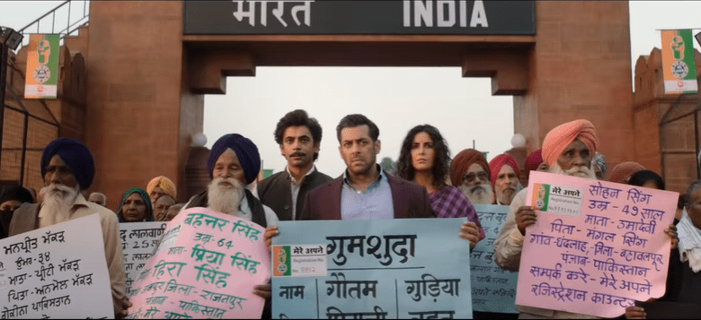 Bharat India Box Office Collection