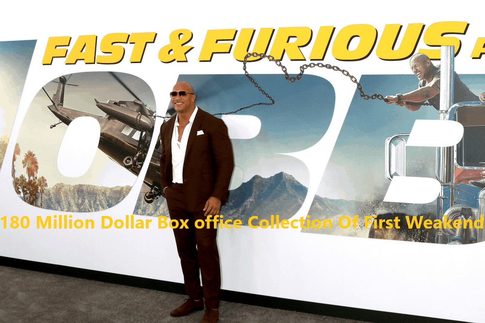 Fast & Furious: Hobbs & Shaw India Box Office Collection