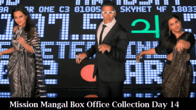 Mission Mangal Box Office Collection Day 14