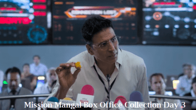 Mission Mangal Box Office Collection Day 3