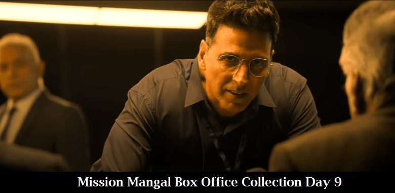 Mission Mangal Box Office Collection Day 9