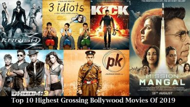 Photo of Top 10 Highest Grossing Bollywood Movies Of 2019