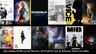 Upcoming Hollywood Movies 2019,2020 List & Release Dates In India