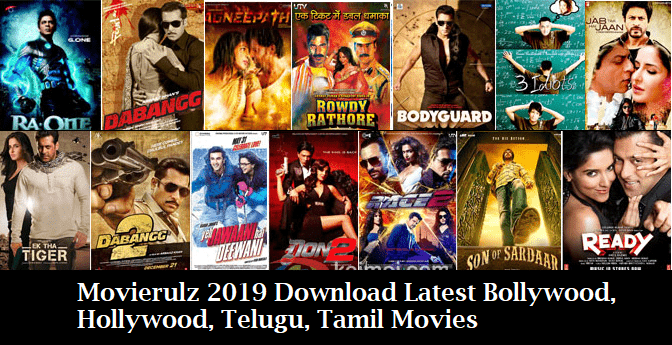 Movierulz 2019 Watch & Download Latest Bollywood, Hollywood, Telugu, Tamil Movies Online