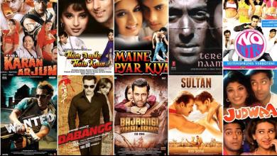Salman Khan Upcoming Bollywood Movies List