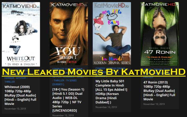 New Leaked Movies By KatMovieHD