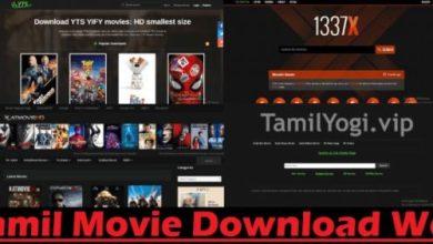 Photo of Best Tamil Movie Download Websites In 2021