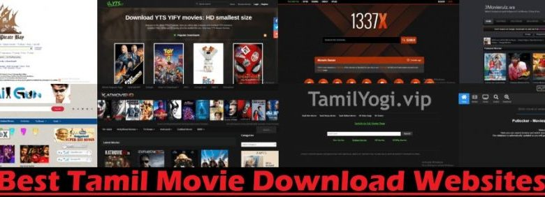 Best Tamil Movie Download Websites