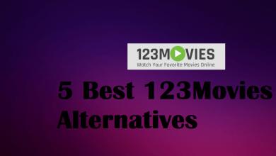 5 Best 123Movies Alternatives