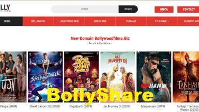 Photo of BollyShare – Download Latest Bollywood, Hollywood, Tamil & Telugu Movies