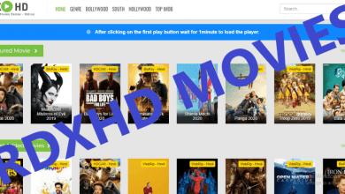 RDXHD Movies 2020
