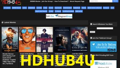 Photo of Hdhub4u 2021 – Watch & Download Latest Bollywood, Hollywood, Telugu, Tamil Movies Online