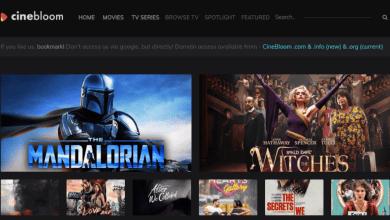 Photo of Cinebloom Alternatives – Free Movies & TV Shows