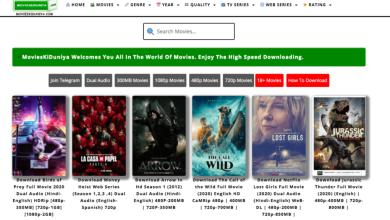 Photo of MoviesKiDuniya Alternatives – Find Your Idea Movie Now
