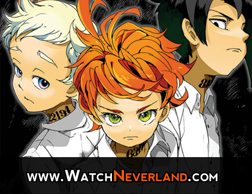 Watch The Promised Neverland Anime