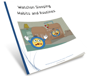 Watchon Sleeping Habits and Routines