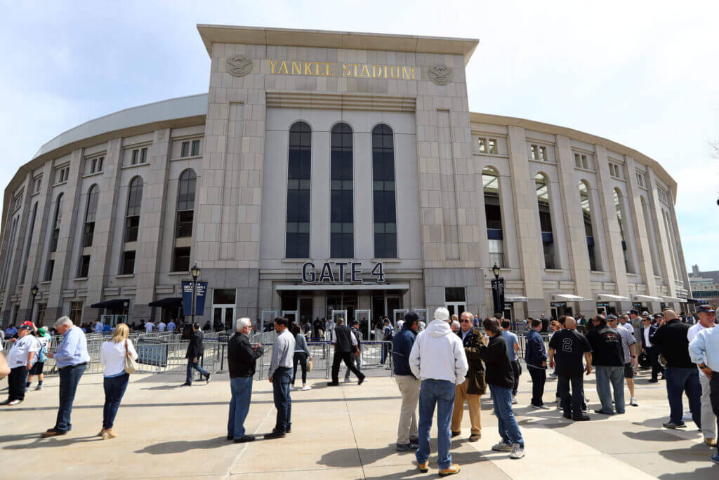 DraftKings, FanDuel and others team up with Yankees, Bills, Sabres in New York mobile betting bid