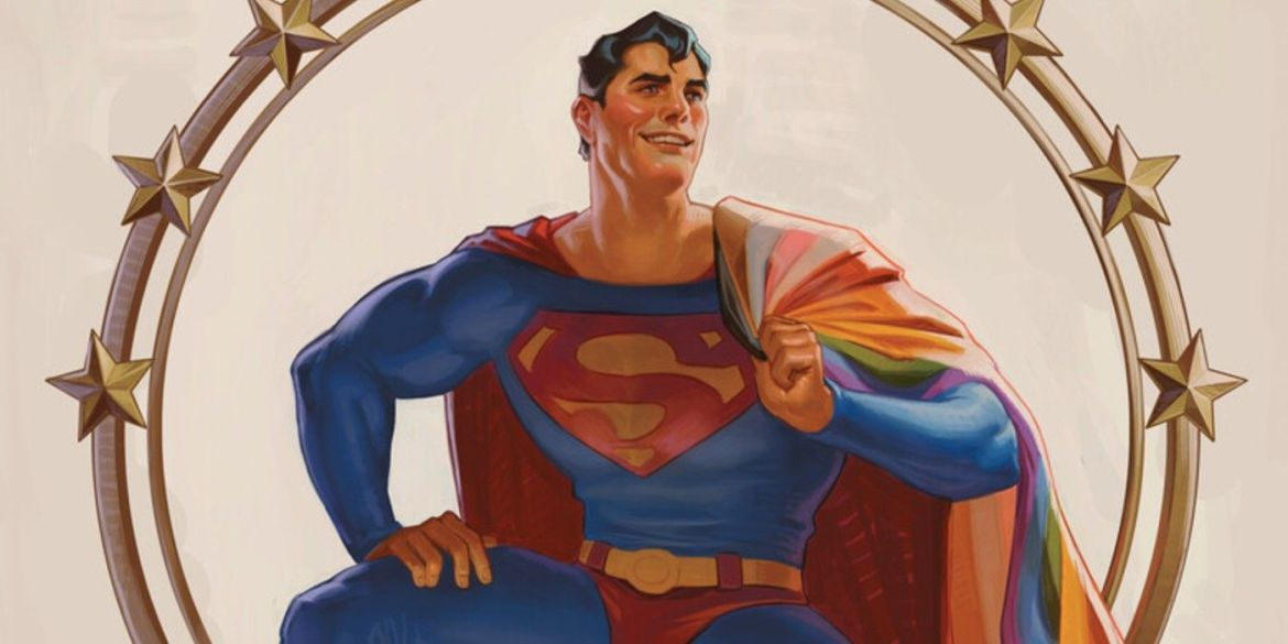 Superman Confirms He Supports Non-Binary Gender Identity