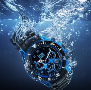 watch under water