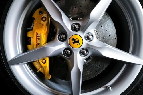 Ferrari wheel design