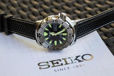 seiko watches since 1881