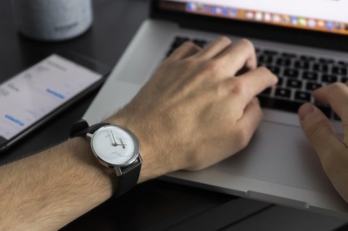 another hybrid watch option by Nokia
