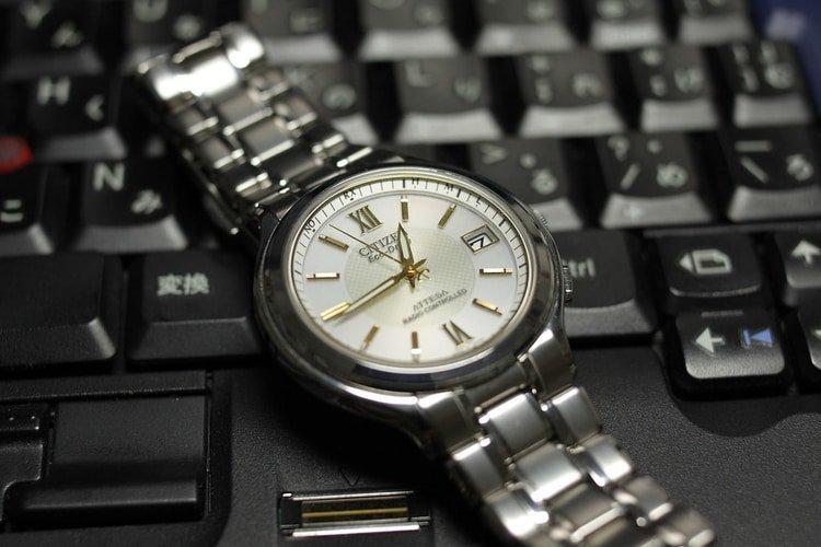 Citizen stainless watch