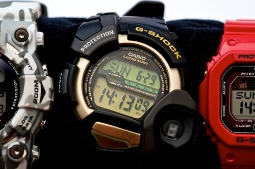 G-Shock Digital Watches