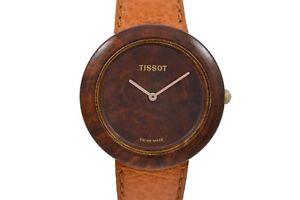 Tissot Wood Watch