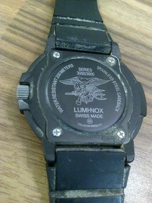 luminox 3001 watch