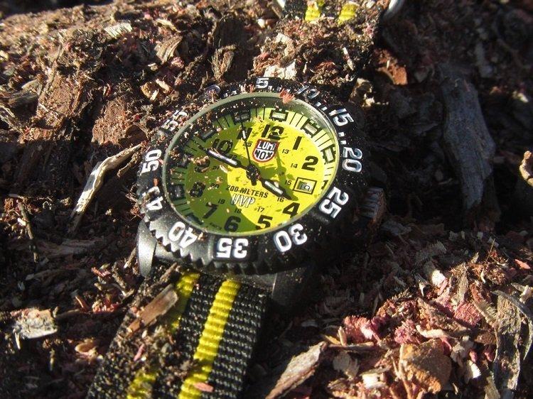 Tactical watch Luminox Scott Cassell Edition Watch