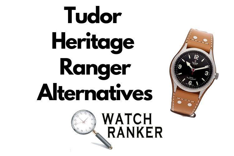 Tudor Heritage Ranger watch