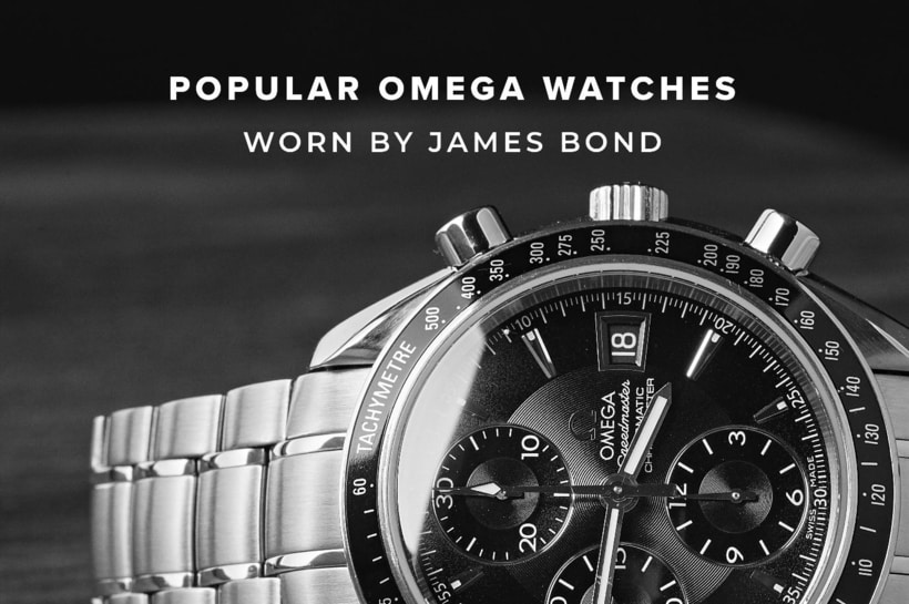 omega watch bond wore