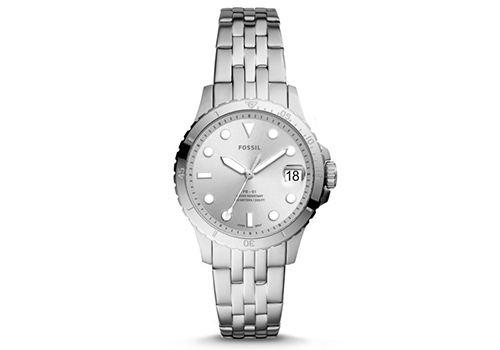 Fossil FB-01 Three-Hand Stainless Steel (ES4744P)