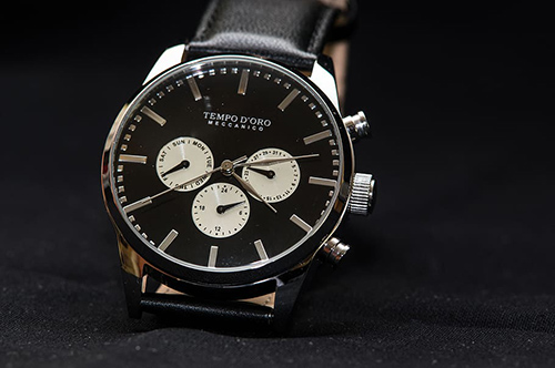 Tempo D'Oro Mechanical watch