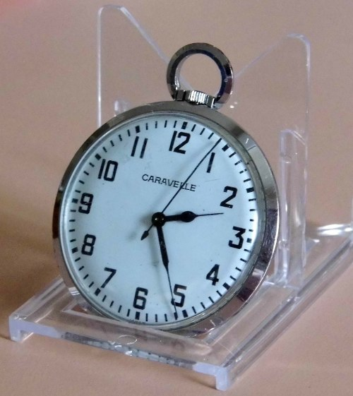 Caravelle New York vintage watch