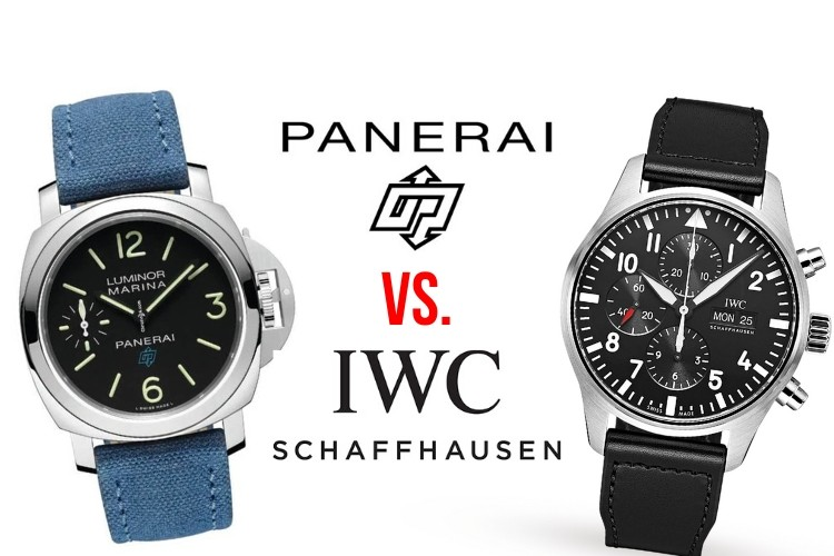 panerai vs iwc