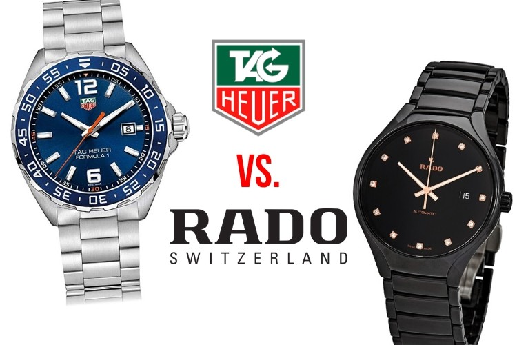tag heuer vs rado